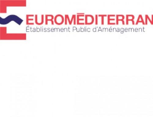 L'Etablissement Public d'Aménagement Euroméditerranée