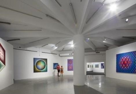Victor Vasarely - MultipliCité @ Musée Vouland à Avignon, Château de Gordes et Fondation Vasarely à Aix-en Provence