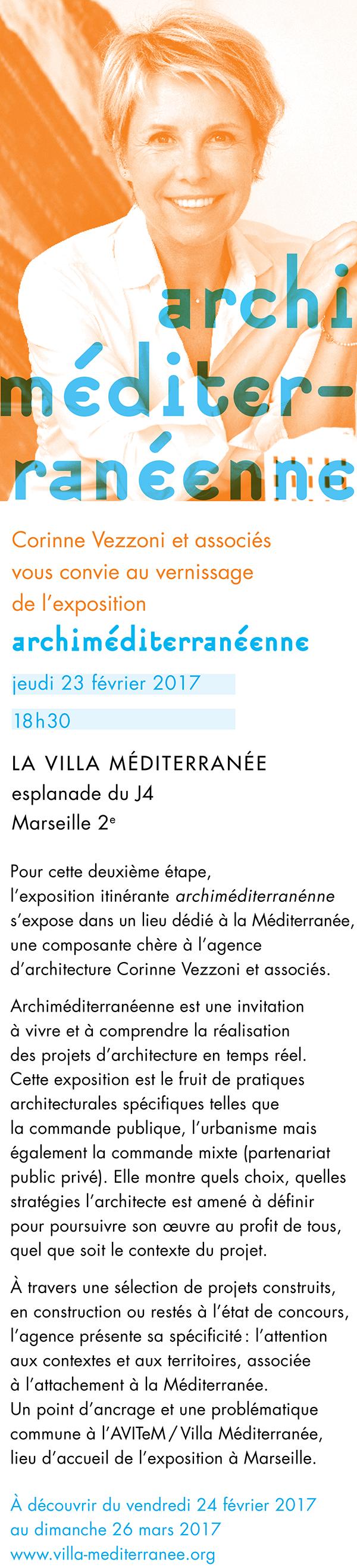 Archiméditerranéenne @ Villa Méditerranée