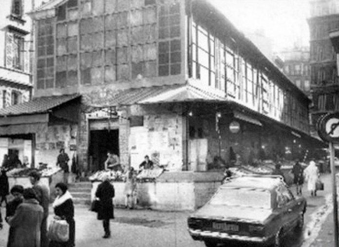 L'histoire des Halles Delacroix, l'ancien marché aux poissons de Noailles