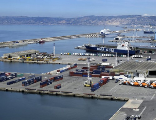 Le grand port maritime de Marseille redore son image