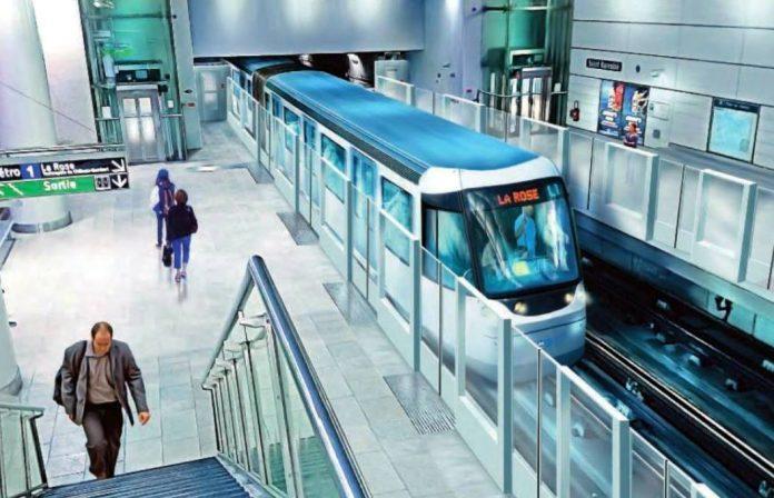 Marseille va s'offrir un métro ultramoderne avec pilotage automatique