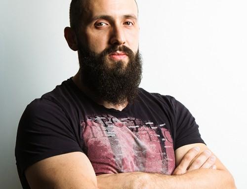 Portrait de Jean Frizzi