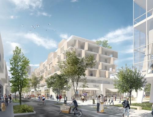 Les Fabriques, l'écoquartier qui veut transformer les quartiers Nord de Marseille