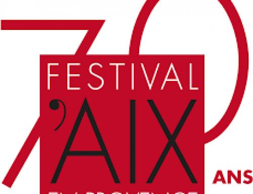 Plus de 86 000 spectateurs pour le festival d'Aix-en-Provence