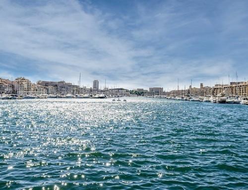 [Vidéo] Marseille ville bleue – Foire de Marseille 2018