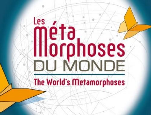 LES MÉTAMORPHOSES DU MONDE : 18emes Rencontres Economiques d'Aix-en-Provence