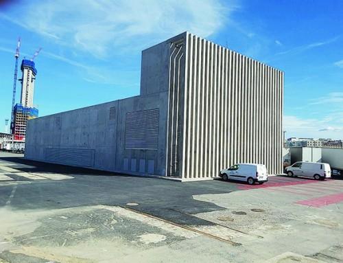 Thassalia, l'usine à froid de la Tour la Marseillaise