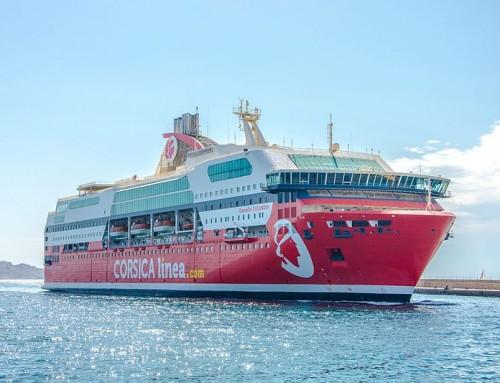Corsica Linea passe à l'électrique sur le port de Marseille