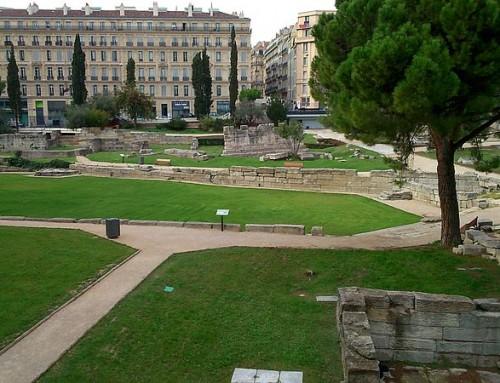 Lifting en vue pour le Port antique du musée d'Histoire de Marseille