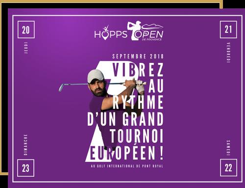 Hopps Open de Provence : Vibrez au rythme d'un grand tournoi européen !