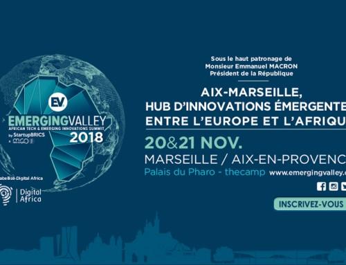 EMERGING VALLEY, le sommet pour l'innovation émergente entre l'Afrique et l'Europe