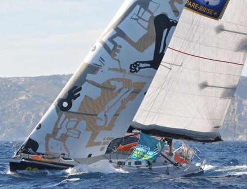 Un monocoque et un skipper phocéens sur la Route du Rhum 2018 !