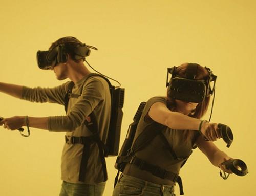 Un parc d'attractions géant de réalité virtuelle devrait ouvrir à Marseille en 2019