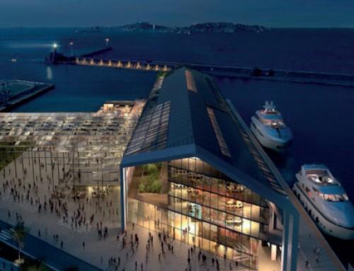 À Marseille, un projet à 100 millions d'euros pour réhabiliter un hangar XXL