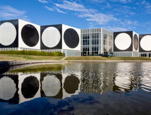Renaissance d'un lieu iconique : la Fondation Vasarely à Aix