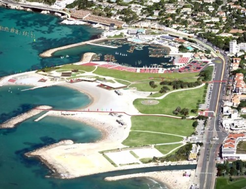 Marseille va aménager sa grande Marina Olympique au Roucas Blanc
