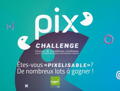 Un défi numérique pour les étudiants d'Aix-Marseille Université