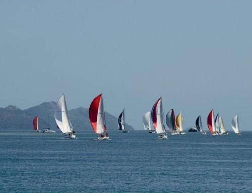 Marseille veut accueillir la plus grande course de voile de l'histoire des JO