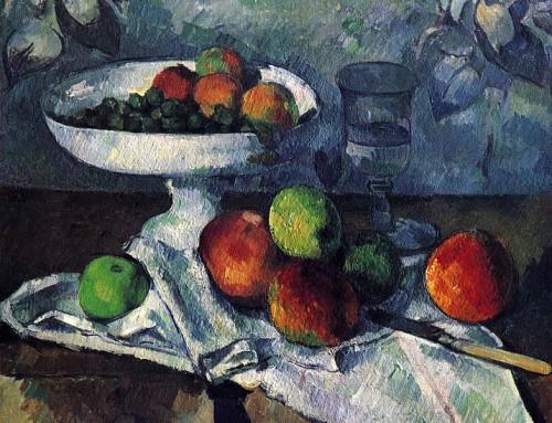 """Aix-en-Provence : Cézanne, le peintre des pommes, à l'exposition """"les chefs d'oeuvre du Guggenheim"""""""