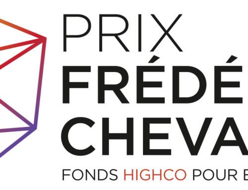 Le Fonds HighCo pour Entreprendre organise la deuxième édition du Prix Frédéric Chevalier
