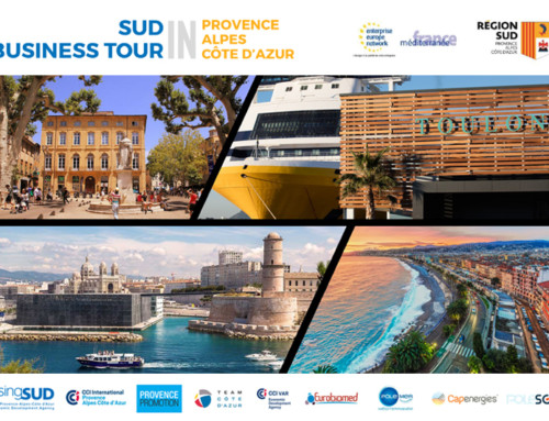 La Californie embarque pour un « Sud Business Tour » !