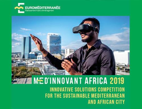 Euroméditerranée lance un concours pour les start up africaines innovantes
