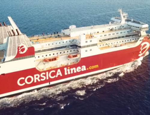 Corsica Linea, une jeune compagnie déjà durable en Méditerranée