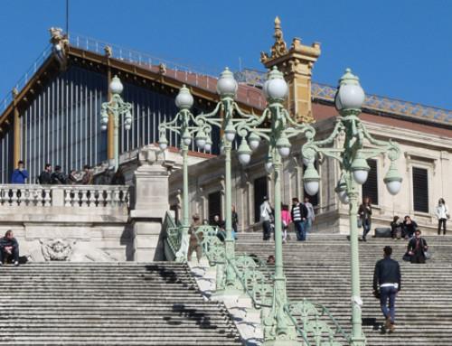 A Marseille, le projet de la nouvelle gare St Charles souterraine dévoilé