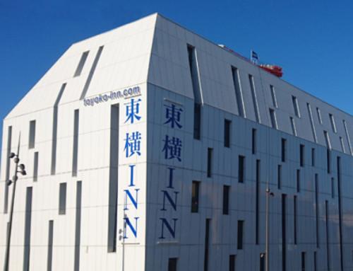Un deuxième hôtel Toyoko Inn à Marseille