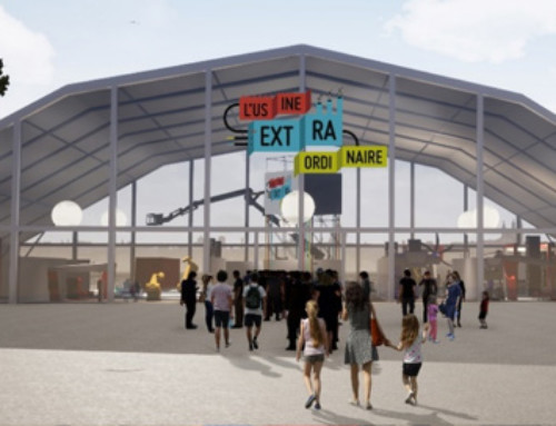 Marseille : Bruno Le Maire inaugure l'Usine Extraordinaire