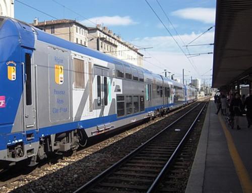 Des trains à batterie électrique en test sur la ligne Marseille – Aix-en-Provence