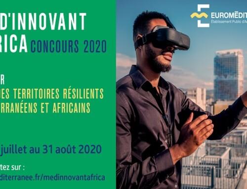 Euromediterranée lance la 2e édition de son concours Med'innovant Africa destiné aux startups africaines
