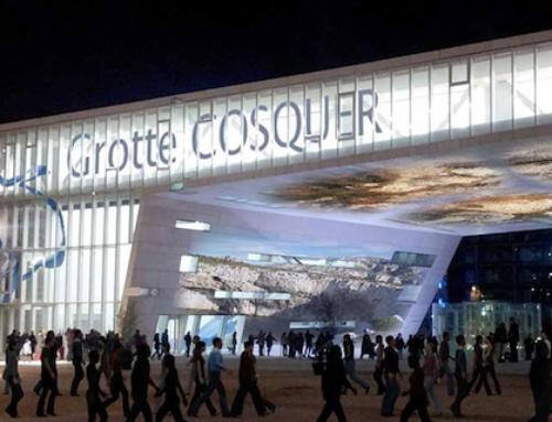 Premiers coups de pioche pour la réplique de la grotte Cosquer à Marseille