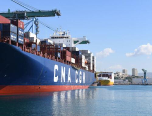Brittany Ferries et CMA CGM concluent un partenariat alliant transport de passagers et de fret