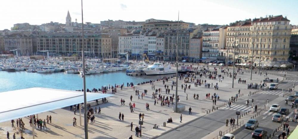 Le vieux port de marseille prix du meilleur espace public europ en 2014 redi - Marseille bali meilleur prix ...